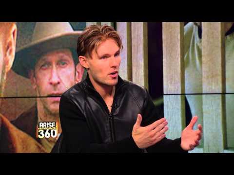 "Actor Scott Haze talks about his new film ""Child Of God!"""