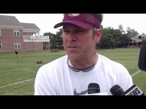 New Episcopal Football Coach Mark Brunell