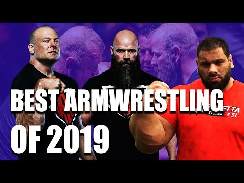 ARM WRESTLING HIGHLIGHTS [ Best Of 2019 Matches ]