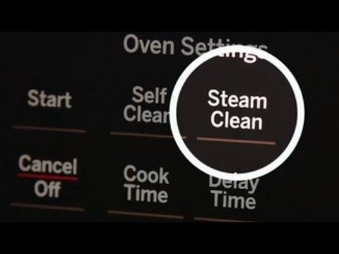 Steam Clean Your Range