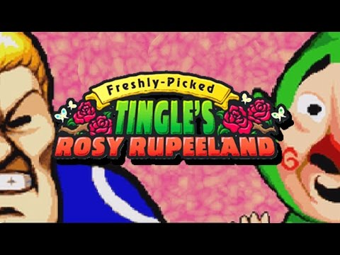 $$$ RUPEES MAKE THE WORLD GO ROUND $$$ - Tingle's Rosy Rupee
