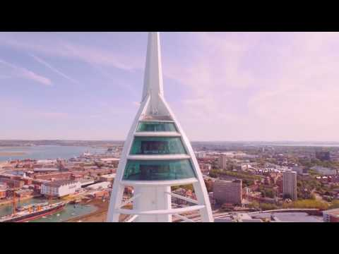 Emirates Spinnaker Tower Ad 2015 HD