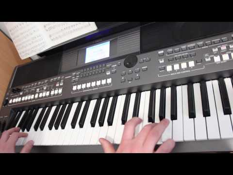 The Beatles Let It Be Yamaha PSR S670 Cover