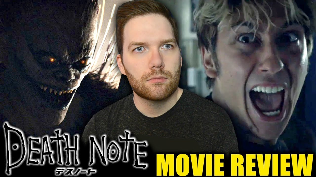 death note movie review doovi