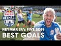 Neymar Jr Rates The Goals from Red Bull Neymar Jr's Five 2019