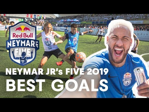 Neymar Rates The Goals from Neymar Jr's Five 2019