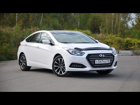 Обновленный Hyundai i40 тест драйв Ярославль