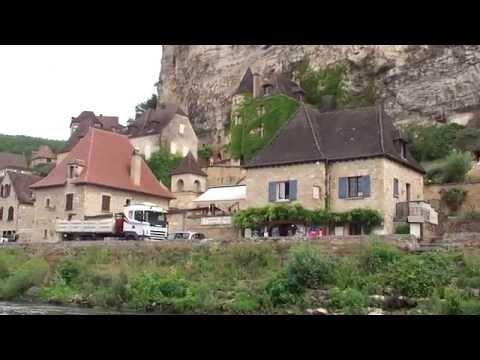 Dordogne: La Roque-Gageac, Domme (HD)