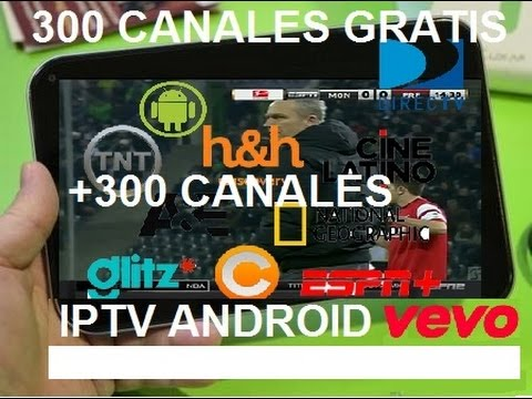 📺 Como tener TV Satelital GRATIS Android IPTV + 300 Canales PREMIUM + Lista 2017