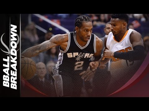 Why Kawhi Leonard Is One Of The Most Efficient Players In The League