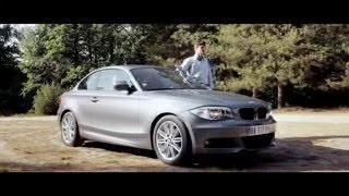 Essai BMW Srie 1 Coup clip promo BMW France