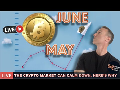 LIVE: WORRIED ABOUT BITCOIN AND THE CRYPTO MARKET CRASHING? WATCH THIS.
