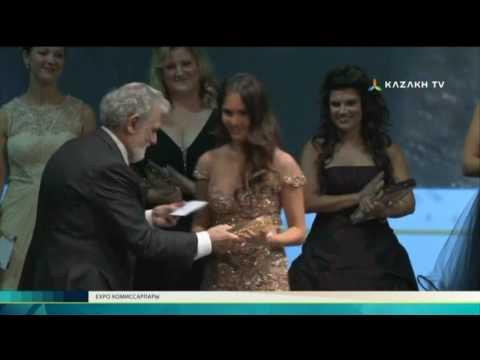 EXPO Комиссарлары №9 (27.06.2017) - Kazakh TV