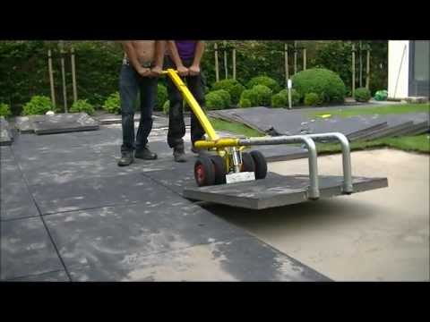Betondallen 100x100 Prijs.Terras Herstellen In Heiloo 100 X 100 Tegels Heiloo Online Video