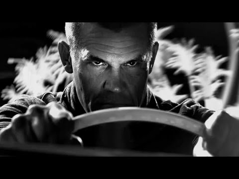 Sin City 2 Trailer Official - Sin City A Dame To Kill For