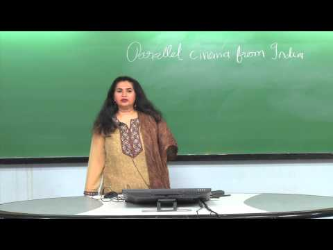 lec 43 Parallel Cinema From India