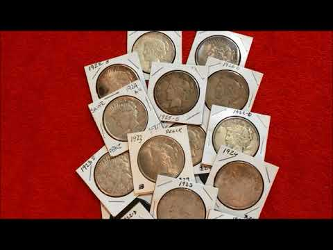RARE PEACE DOLLAR!  ALMOST EVERYTHING YOU NEED TO KNOW ABOUT THESE RARE AND VALUABLE COINS!