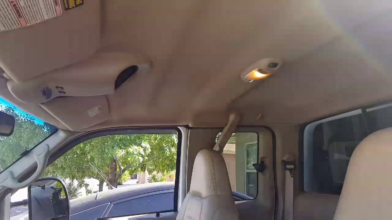 Quick Fix Door Chime/Buzzer And Dome Light Disable Ford Superduty  F150/250/350 All Models