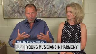 The Perlman Music Program is a training and mentorship program on S...