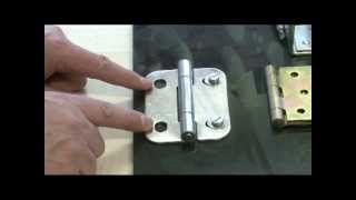 Learn About Different Types Of Hinges