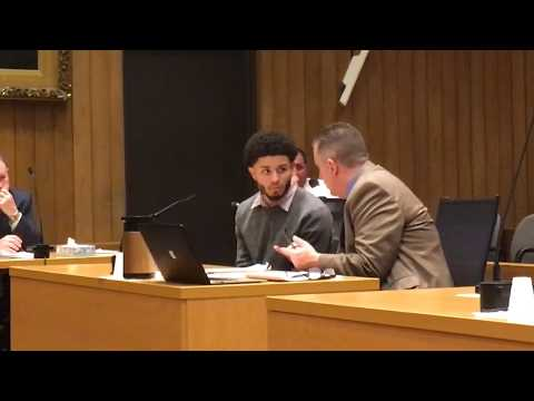 Nathanial Ramos admits fatally shooting man in head during botched robbery in Springfield when he was 15