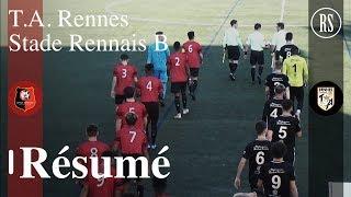T.A. Rennes  - Stade Rennais B I 16ème journée - National 3