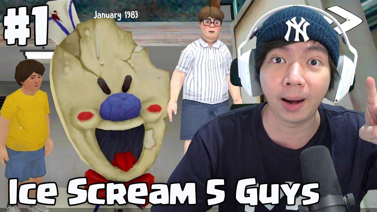 Download J dan Mike Dikejar Rod - Ice Scream 5 Indonesia
