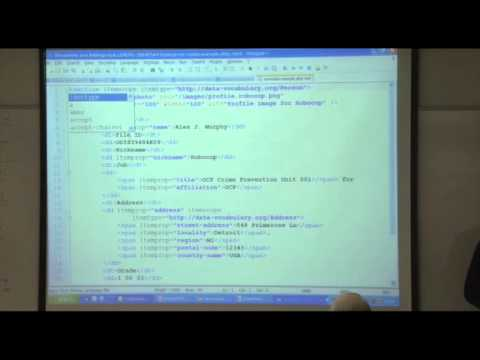 HTML5 forms and microdata - Akiva Levi