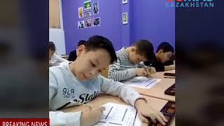 Международные экзамены сдали студенты Академии ЮСИМАС г.Астана