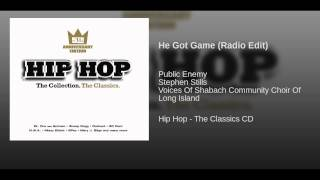 He Got Game (Radio Edit)