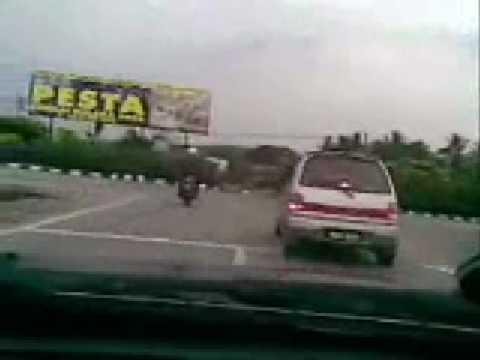 Kampung road cruise