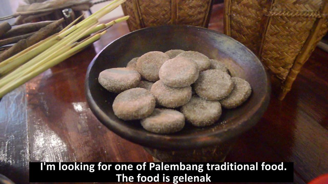Episode 1 Gelenak Makanan Tradisional Palembang Youtube