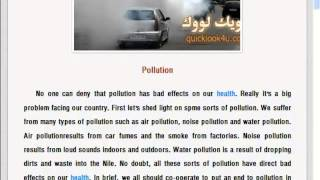 Download Video paragraph on pollution MP3 3GP MP4