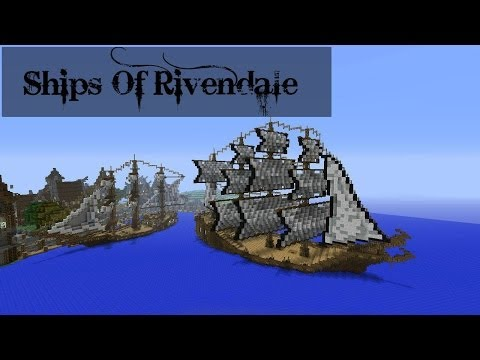 Ships Of Rivendale