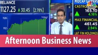 Today's Top Afternoon Business News Headlines | Jan 15, 2019