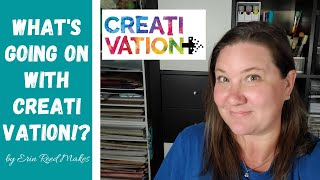 What's up with Creativation 2021!??!?