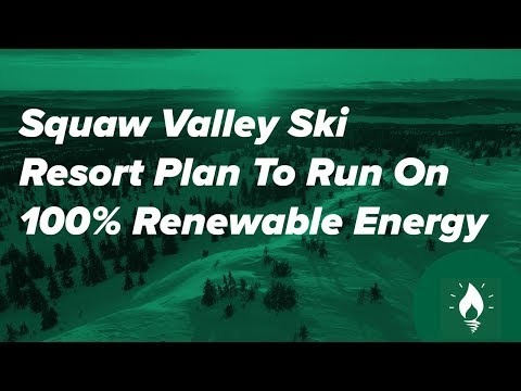 Energy Sector News  - Ski Resort 100% Renewable