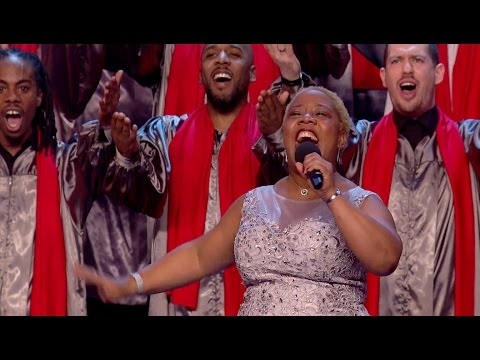 The 100 Voices Of Gospel - This Little Light Of Mine (Great Performance !)