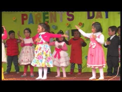 Crofts Montessori School - Annual Parents Day @ 2015 Part 1