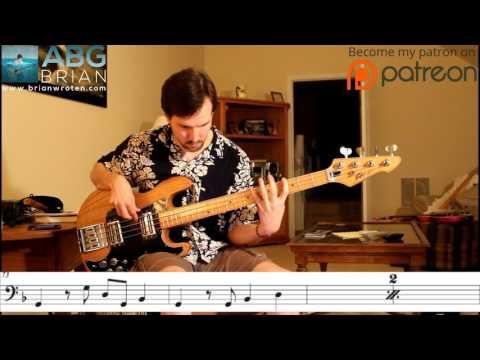 Kaoma - Lambada - Bass Transcription