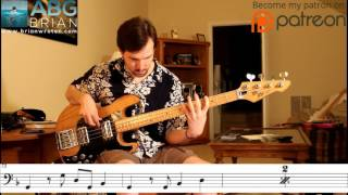 Kaoma - Lambada - Bass Transcription
