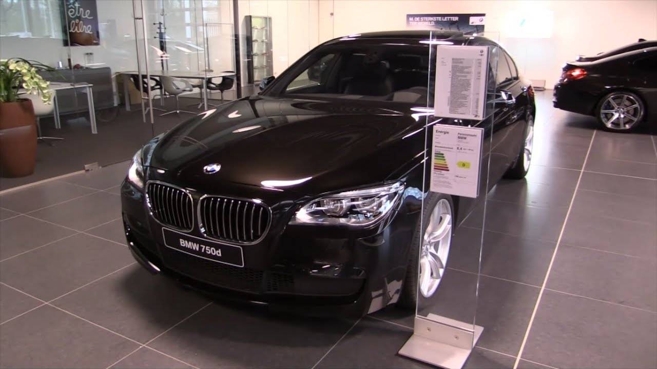 bmw 7 series m 2015 in depth review interior exterior youtube. Black Bedroom Furniture Sets. Home Design Ideas