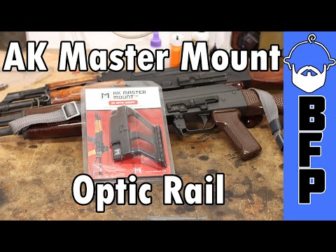 Master Mount Optic Mount