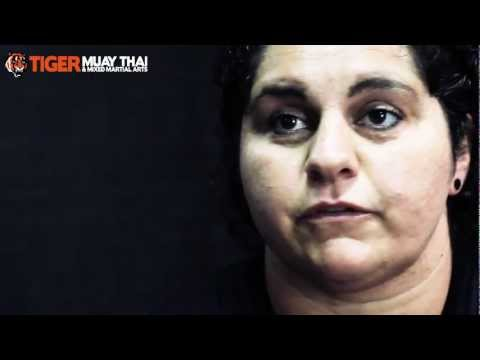 "Sonya ""The Scholar"" Lamonakis: No.1 Ranked Female Heavyweight Boxer @ Tiger Muay Thai & MMA"