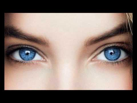 Blue Eyes Subliminal Affirmations (female voice)