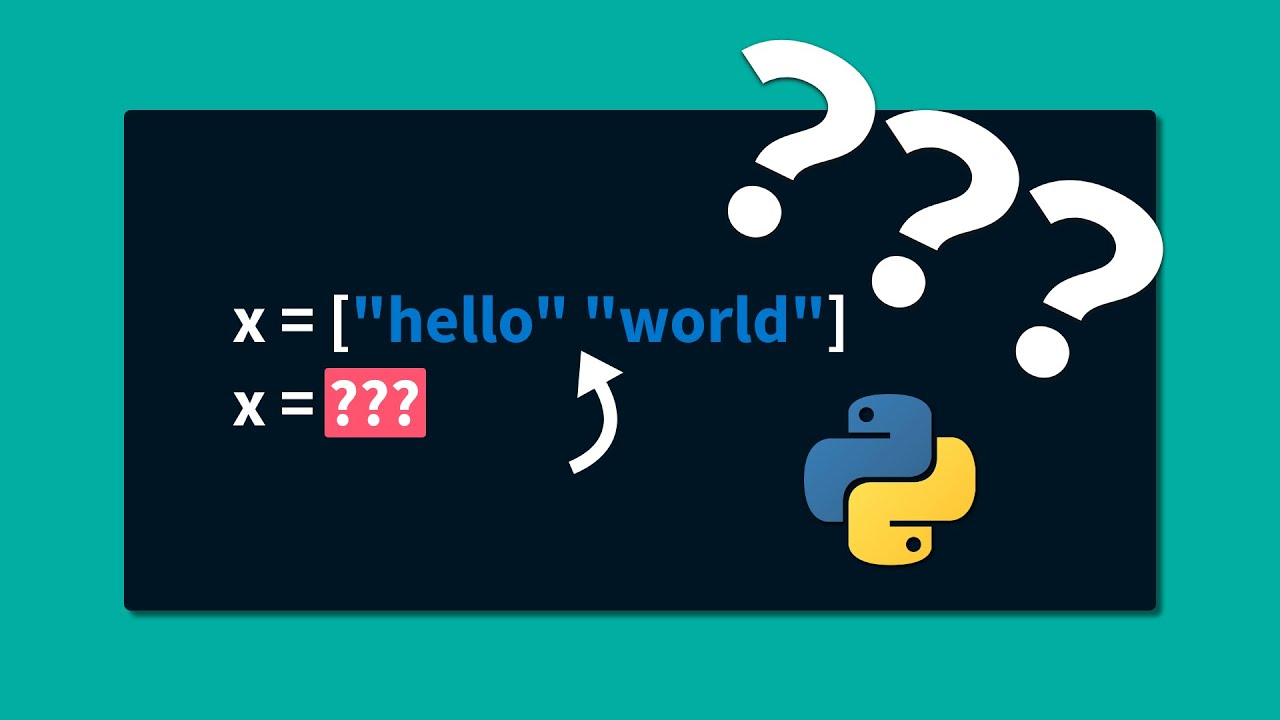 Knowing this can save you HOURS of debugging! (5 Python Pitfalls)