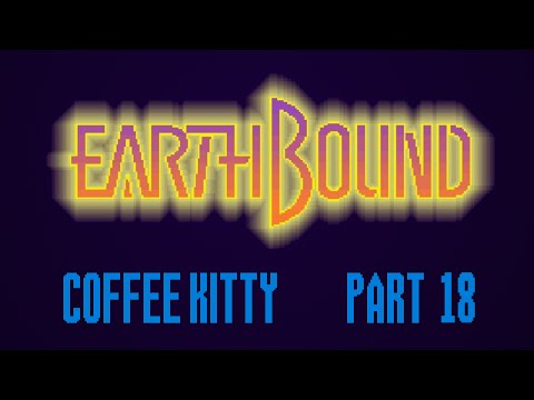 Let's Play EarthBound Coffee Kitty Part 18: In Dalaam, There is Slowdown streaming vf