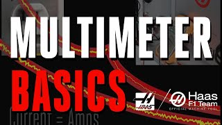 Multimeter Basics - Using a Multimeter to Check Electrical Circuits - Haas Automation, Inc.