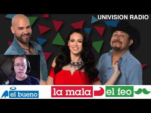 ENTREVISTA A ALEX BACKMAN EN EL BUENO LA MALA Y EL FEO UNIVISION RADIO LOS ANGELES OCT 9 2017