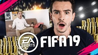 MON MEILLEUR PACK OPENING FIFA 19 !